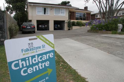 Folkestone St Childcare centre